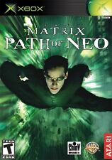 Matrix: Path of Neo - Original Xbox Game