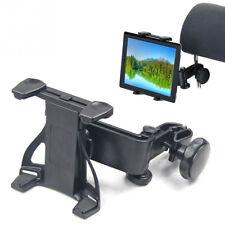 Support Siège Auto Appui-Tête Angle Largeur Réglable Pour Tablette Smartphone