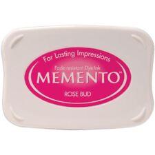 Tsukineko Memento ROSE BUD Ink Pad NEW