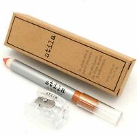 Stila Lip Glaze Stick -Lip Liner & Pencil Sharpener, Gingerbread