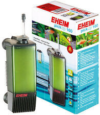 FILTER INTERIOR EHEIM PICKUP 160. 2010. 14TH / 3RD BRAND GERMAN .FILTRO AQUARIUM