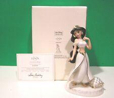 Lenox Disney Jasmine Figurine New in Box with Coa Aladdin