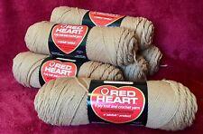 Red Heart Symphony Yarn ~ 100 grams//3.5 oz ~ Redwood #4900 ~ 310 Yards ~ #4 Med