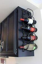 Pottery Barn Set 5 Single Modular Wine Rack Wall Mount Towel Holder Rack Bottle