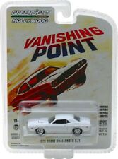 Greenlight Hollywood 1/64 Vanishing Point 1970 Dodge Challenger R/T 44820-A