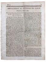Réstif de la Bretonne Le Thesmographe 1790 Bayonne De Gramont Necker Révolution