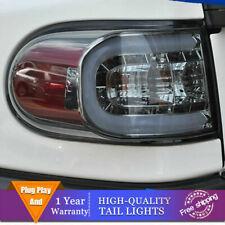 New LED Taillights Assembly For Toyota FJ Cruiser Dark LED Rear lights 2007-2014