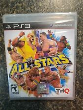 PS3 - WWE All Stars - 2011 Brand New Sealed (damaged case)