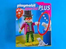 Playmobil Special Plus 4760 Payaso con perro, nuevo, Clown with dog