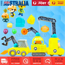 Octonauts Figures Figurine Repair Vehicle Truck Car Rescue Toy Birthday Gift Se