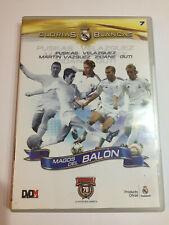DVD REAL MADRID - GLORIAS BLANCAS - MAGOS DEL BALON (DIARIO MARCA)