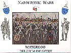 A Call To Arms 1/32 Napoleonic Waterloo Belgian Infantry # 30