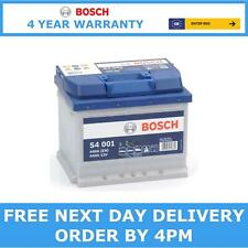 Type 063 Bosch S4001 Car Battery 12V 44Ah - 207x175x175mm
