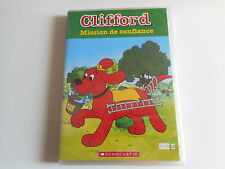 DVD NEUF - CLIDFFARD. MISSION DE CONFIANCE - ZONE 2