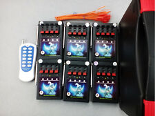 Wedding equipment Electronic Wire display switch 24 Cues Fireworks Firing system
