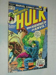 Incredible Hulk #180 G Classic issue Between the Hammer and Anvil