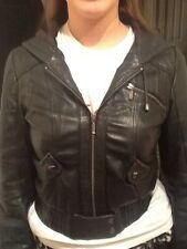 TopShop Women's Petite Biker Coats & Jackets