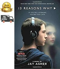 13 Thirteen Reasons Why Paperback by Jay Asher NEW : FREE SHIPPING