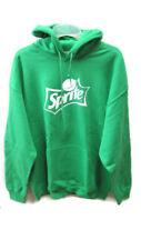 Sprite Green Hooded Sweatshirt Hoodie Size Large