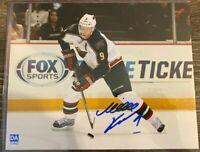 Mikko Koivu signed 8x10 photo Minnesota Wild NHL hockey autograph - COA