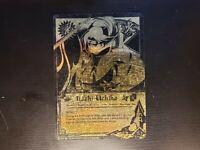 Naruto CCG - Itachi Uchiha [Goal] 453 Super Rare Card NM