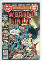DC World's Finest Batman Superman #263 Green Arrow Bronze age great shape