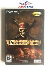 Piratas Del Caribe PC Precintado Videogame Videojuego Retro Sealed Brand New