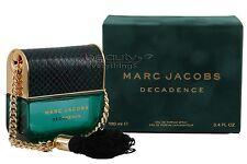 Decadence by Marc Jacobs 3.4oz / 100ml Eau De Parfum Spray NIB Sealed For Women