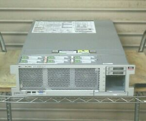 SUN ORACLE SPARC T4-2 2 x EIGHT CORE 2.85GHZ 32GB SERVER