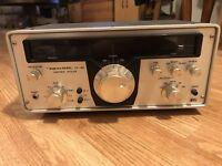 Realistic SX-190 Shortwave Receiver Ham Radio