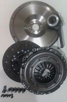 DUAL TO SMF FLYWHEEL AND CLUTCH KIT, CSC, BOLTS VW PASSAT 2.0 TDI 2.0TDI 16V