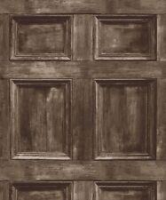 Paneles De Revestimiento Marrón. Wallpaper Fine Decor Panel de Madera FD31055