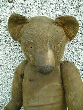 ANTIQUE  EARLY TEDDY BEAR GERMAN ?