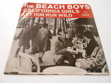 THE BEACH BOYS  PS ONLY[FOR 45 VINYL]NO RECORD  SCARCE  M-OR ABOUT M-