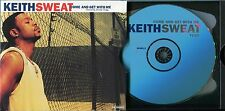 Keith Sweat   CD-SINGLE   COME AND GET WITH ME / JUMI   (c) USA 1998 DRAWER CASE