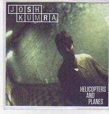 (CZ337) Josh Kumra, Helicopters & Planes - 2012 DJ CD