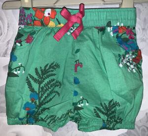 Girls Age 3-6 Months - Next Shorts - Floral