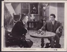 Anthony Quinn John Derek Mask of the Avenger  1951 vintage movie photo 23022