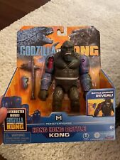 NEW Godzilla Vs Hong Kong Battle Monsterverse Playmates Toy Figure 2021 Movie
