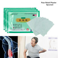 Herbal Rheumatic Arthritis Patches Pain Relief Plaster Bone Patch Self Heating