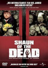 SHAUN OF THE DEAD (Simon Pegg, Nick Frost) NEU+OVP