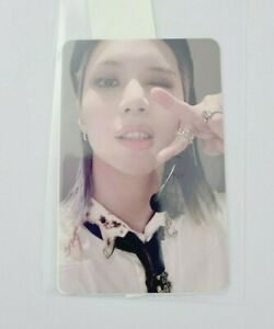 """SHINee Taemin Official Photocard - Official Beyond """" Never Gonna Dance Again """""""