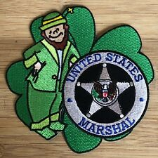 USMS - Leprechaun - SecondGEN St Patrick's Day FC ** Geniune  *Kokopelli Patch*