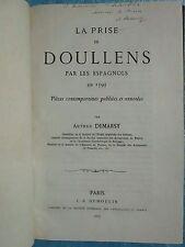 RECUEIL DOULLENS, JOTAPATA, RAGLE (hallucination du désert), GROLIER, 1855/1869.