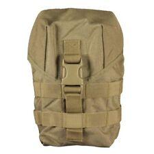 Bulle Tan MOLLE Webbing Tactical Nalgene Water Bottle Pouch Military