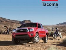 2014 Toyota Tacoma Truck 24-page Original Car Sales Brochure Catalog