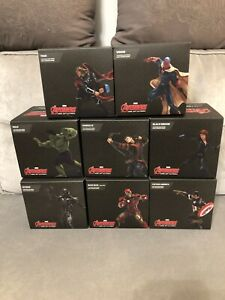* Entire Collection * Avengers: Age of Ultron Metal Miniature Mini-Figure