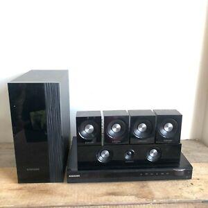 Samsung HT-C350 Surround Sound 5.1 HTC350 Home Theatre System Cinema + Wires