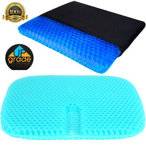2020 New Upgrade Gel Seat Cushion Flex Pillow Breathable Comfortable Chair Pad