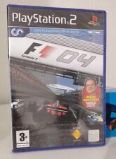 F1 FORMULA 1 2004 - 04 - PS2 PLAYSTATION 2 VERSIONE ITALIANA SIGILLATO NUOVO ITA